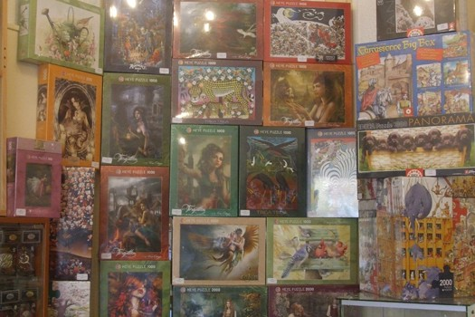 Puzzles - Boutique - Magasin - Perpignan - As du Roi